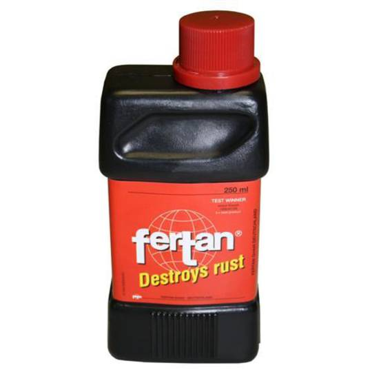 RUST CONVERTER 250ml SPRAY BOTTLE FERTAN