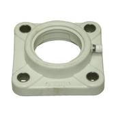 HOUSING PLASTIC 4 BOLT FLANGE FPL205