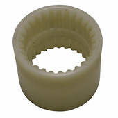 NYLON GEAR SIZE 65  COUPLING SLEEVE
