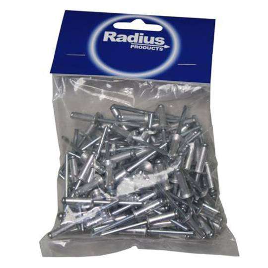 4.8 x 11.4mm ALUMINIUM RIVET 100pk