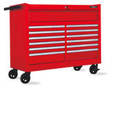 TOOL BOX ROLL CAB 13 DRAWER AMPRO
