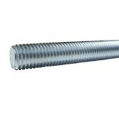 THREADED ROD 1.1/8 BSW ZINC 4.6