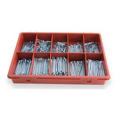 ASSORTMENT SPLIT PIN TRADE PACK 650pc