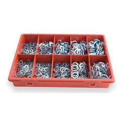 ASSORTMENT WASHER LOCK TRADE PACK 720pc