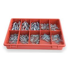 ASSORTMENT R CLIP TRADE PACK 132pc