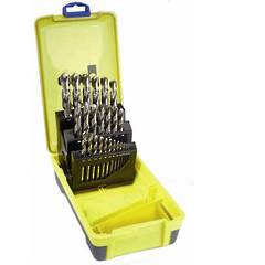 DRILL SET 1-13mm M3 BORDO