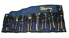 PLIER SET 8pc KIT BAG VISE GRIP