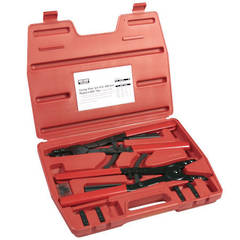 PLIER CIRCLIP SET 400mm 14pc TOLEDO