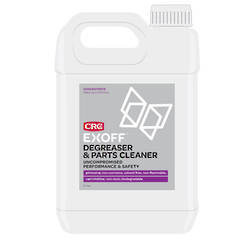 CRC EXOFF DEGREASER & CLEANER 5Lit