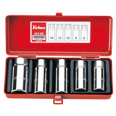 STUD EXTRACTOR SET 5pc METRIC KOKEN