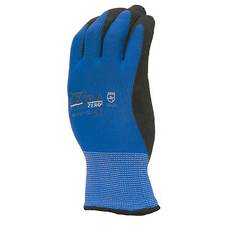 GLOVES THERMO NITRILE DIPPED LARGE SAFE-
