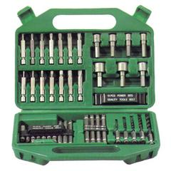 SCREWDRIVER BIT & DRILL SET 42pc HITACHI