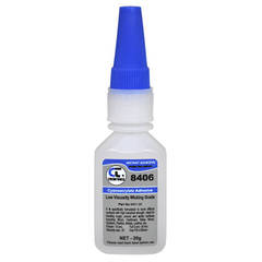 INSTANT GLUE 8406 20ml WICKING GRADE