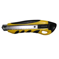 KNIFE YELLOW AUTOLOCK CUTTER