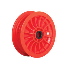 WHEEL PNEUMATIC 8 RIM TURF TYRE 3/4 BUSH