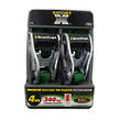 TIE DOWN RATCHET GREEN 340kg 4Mt 2pk