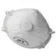 DUST MASK DISPOSABLE VALVED 12 Pkt