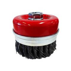 BRUSH CUP 100mm WIRE JOSCO