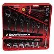 WRENCH RATCHET SET 8pc SAE REVERSIBLE KD