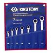 WRENCH RATCHET SET 7pc METRIC KING TONY