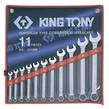 WRENCH R&OE SET 8-24mm 11pc KING TONY