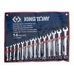 WRENCH R&OE SET 8-24mm 14pc KING TONY