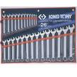 WRENCH R&OE SET 6-32mm  26pc KING TONY