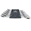 WRENCH RATCHET SET D/E RG 6pc KING TONY