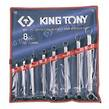 WRENCH D/E RG 75deg O/SET 8pc SET KT
