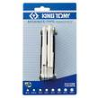 HEX KEY SET FOLDING 8pc METRIC KING TONY
