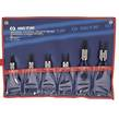 PLIER CIRCLIP SET 180/250mm 6pc KING TON