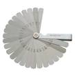 FEELER GAUGE SET 25 BLADES KING TONY