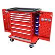 TOOL BOX ROLL CAB 7 DRAWER WITH SIDE COM