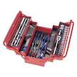TOOL KIT 62pc CANTILEVER BOX KING TONY