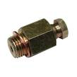 LUBE STRAIGHT CONNECTOR 6-1/8 BSP