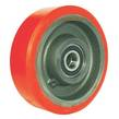 WHEEL 150mm URETHANE CAST RIM