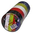 INSULATION TAPE 19mm RAINBOW 10pk