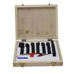 LATHE TOOL SET 16mm 7pc RADIUS
