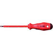 SCREWDRIVER FLAT 2.5 x 75 INSULATED FELO