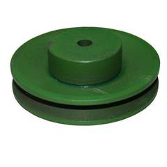 2 SINGLE B SECTION CAST PULLEY