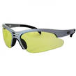 SAFETY GLASSES RADI-COOL AMBER