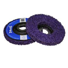 DISC STRIPEX 100 x 16mm D/C PURPLE