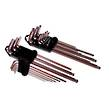 HEX KEY SET EXTRA LONG BALLPOINT AMPRO