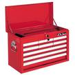 TOOL BOX TOP BOX 9 DRAWER AMPRO