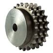 3/8 x 15T TRIPLEX P/BORE SPROCKET