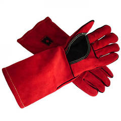 GLOVES WELDING REINFORCED PALM ESKO
