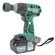 IMPACT WRENCH 18V BATTERY HITACHI