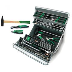 TOOL KIT 63pc CHEST TOPTUL