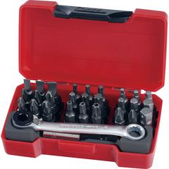 BIT SET MINI 1/4 Dr 29pc TENG