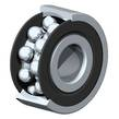 Brg 1000 2000 2RS SERIES DOUBLEROW SELFALIGNING BALL BEARING SEALED